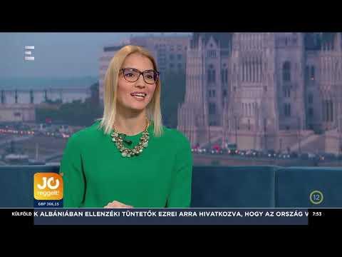 Lottólázban az ország - Déri Stefi - ECHO TV