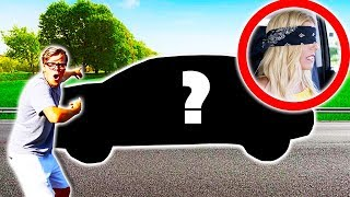 Tracking Rebecca Zamolo Using an Abandoned Car Left By the Game Master! (exploring hidden clues)