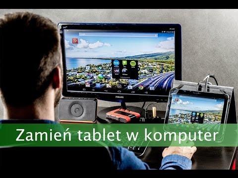 Zamień Tablet W Komputer | TechManiaK.pl