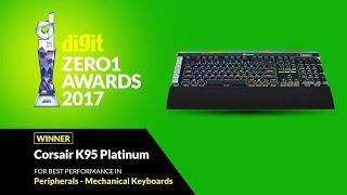 Zero1 Awards 2017: Best Mechanical Keyboard | Digit.in