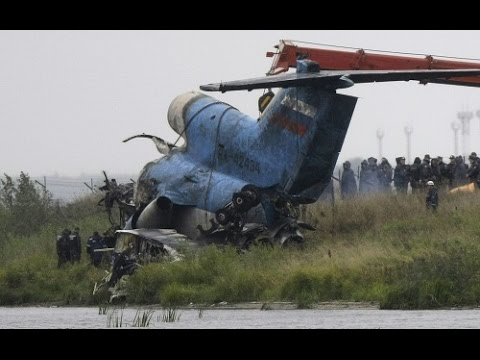 Letecká katastrofa - Lokomotiv Jaroslavl 2011