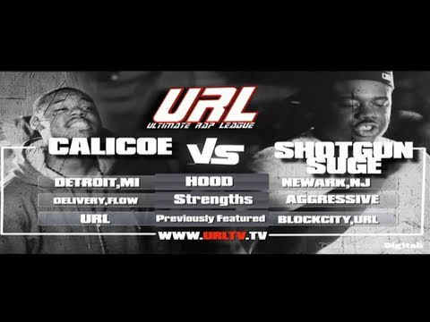 SMACK/ URL PRESENTS the long awaited and controversial Battle between Calicoe vs Shotgun Suge. This is a fast paced lyrical Battle that is sure to entertain....