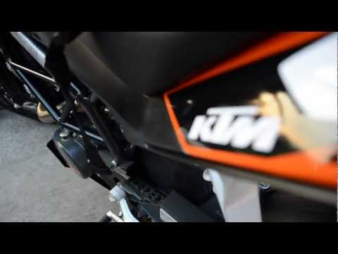 KTM Duke 200 Malaysia Club First Ride - Rough Edit .avi