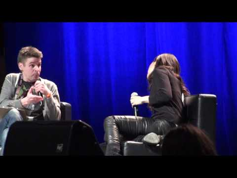 2013 Calgary Expo Eliza Dushku Panel. April 27. 2013. Part 1 Of 3