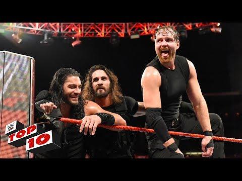 Top 10 Raw moments: WWE Top 10, November 13, 2017