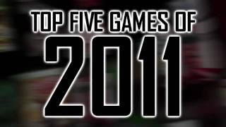 Top 5 games of 2011