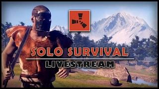Rust - My Longest Stream Yet! (Survival/Battle Royale/Combat Tags)