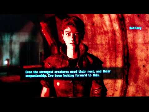 Fallout New Vegas - Sexytime with Red Lucy