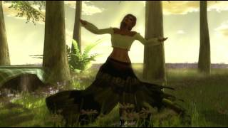 Romantic Gypsy Belly Dances. - Abranimations®