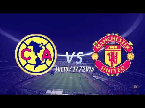America vs Manchester United