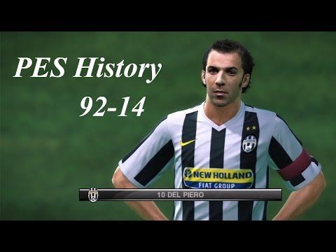 Pro Evolution Soccer History: 92-14 (Winning Eleven)