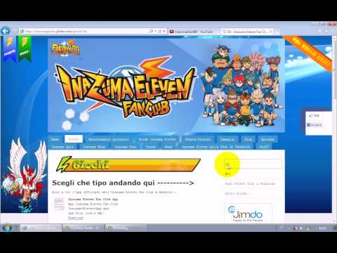 Come Scaricare Inazuma Eleven 3 video