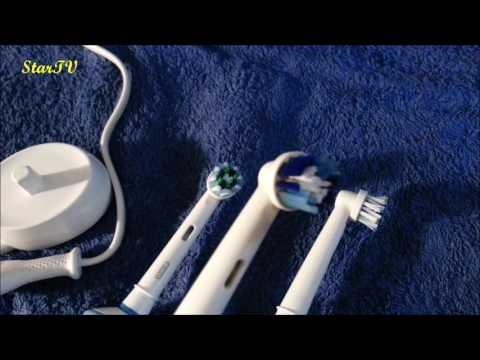szczoteczki elektryczne ORAL B kilka uwag  Braun Oral-B Vitality 3D White D12