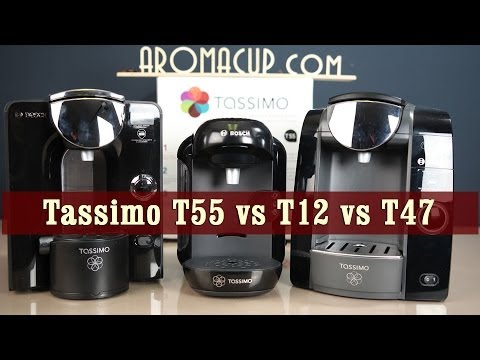 Bosch Tassimo T65 Vs T55 Vs T47 - Exclusive Comparison & Review How To Save Money And Do It ...