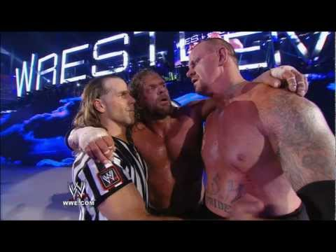 Wwe the End Of An Era 2012 video