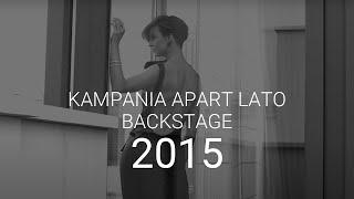 Katarzyna Sokołowska sesja lato 2015 - backstage