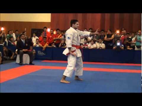 PKF 2012 FINAL - Antonio Diaz (Ven) vs. Cleiver Casanova (Ven)