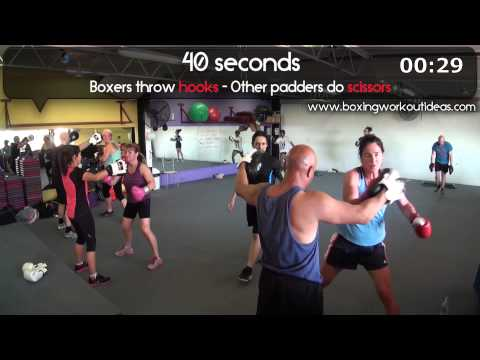 Boxing Workout Ideas - Full 45 minute workout Image 1