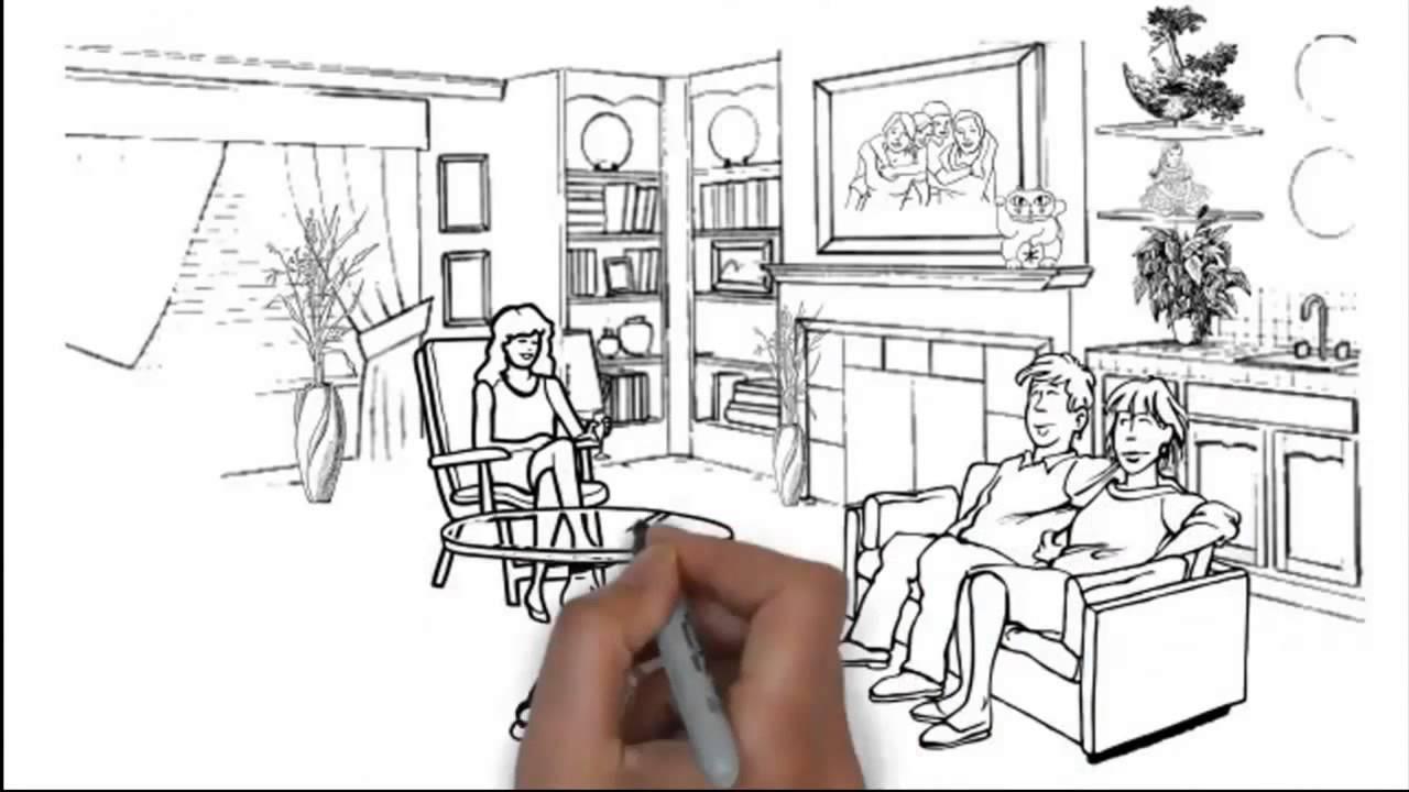 Конструктор рисованных персонажей и сцен