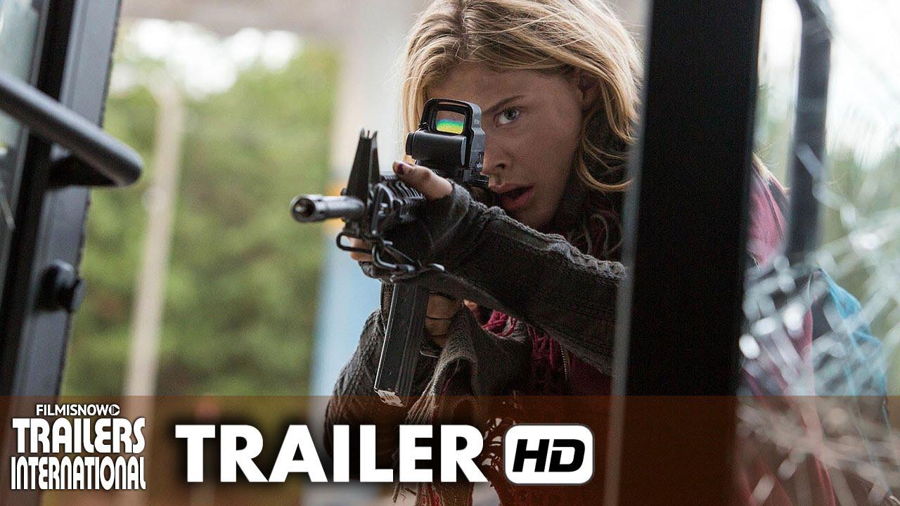 A 5ª Onda Trailer Oficial #2 Legendado - Chloë Grace Moretz [HD]