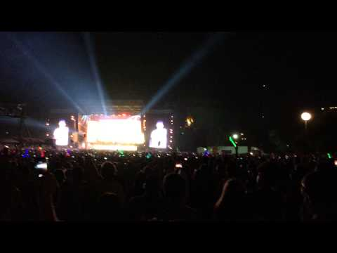 Eminem's supersonic speed part of Rap God at Music Midtown 2014
