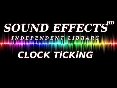 Sfx - Sound Effect: Clock Ticking 1 video
