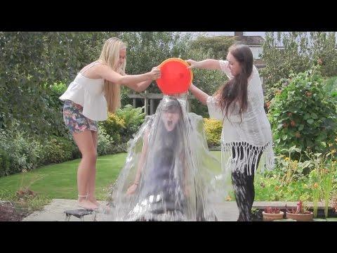 ALS Ice Bucket Charity Challenge
