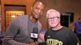 """FREDDIE ROACH on Big Baby Miller PED FAIL """"It's ATTEMPTED MURDER!"""" vs Anthony Joshua"""