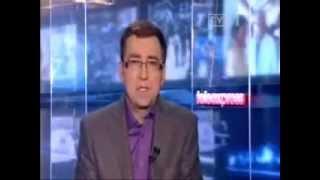 Koszalin: Nocna Ściema 2011 - TVP 1 - Teleexpress - 30.10.2011 [bieg, maraton]