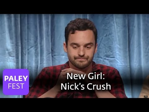 New Girl - Nick's Crush on Dermot Mulroney