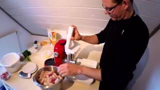 Fischküche spezial : Fischfrikadellen
