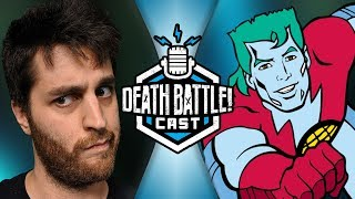 Aang VS Captain Planet? | DEATH BATTLE Cast #137