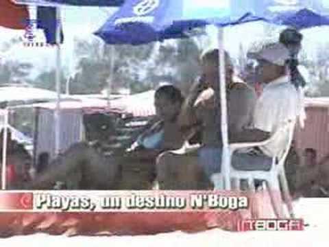 Playas, un destino N´Boga