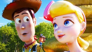 Toy Story 4 NEW TRAILER