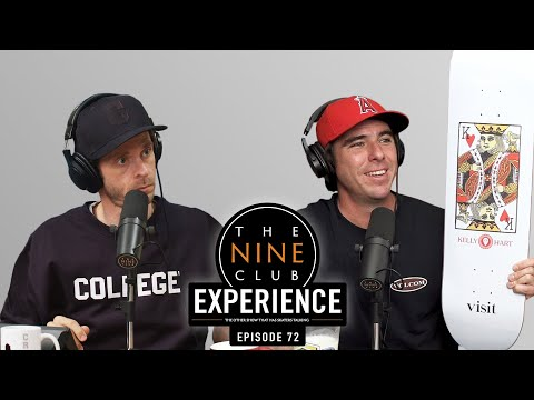 Nine Club EXPERIENCE #72 - Milton Martinez, Brian Peacock, Lakai