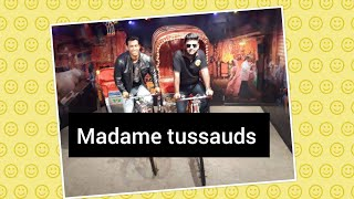 MADAME TUSSAUDS From LOnDOn to DELHI