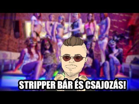A Striptease klub drámája | GTA V RP IVÁN | 53.rész