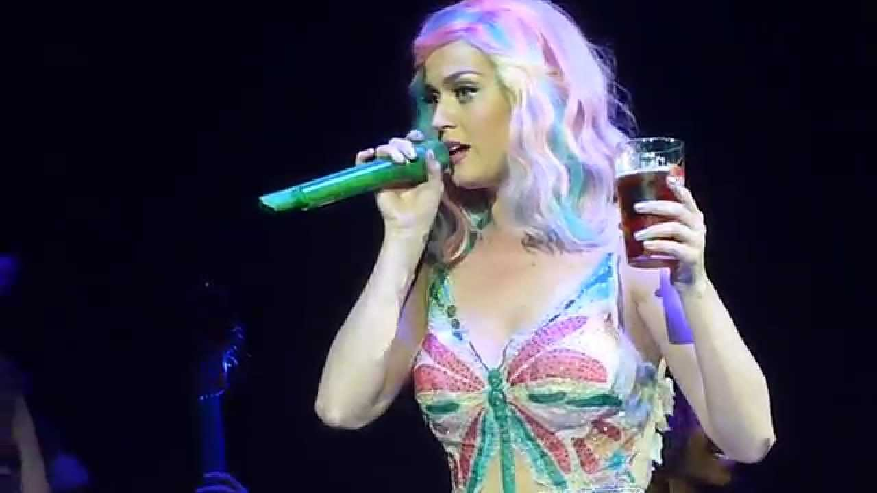 Katy Perry Tour Manchester