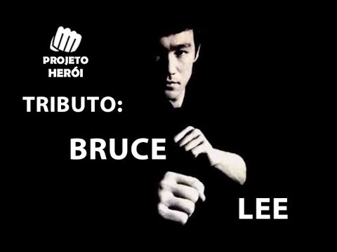 Bruce Lee Tribute - 男兒當自強 Nan er dang zi qiang