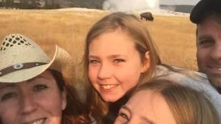 Hayes Family Yellowstone 2016 HD