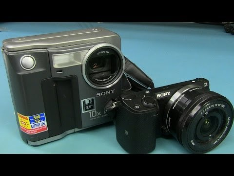 EEVblog #625 - Retro Teardown: Sony's First Digital Camera