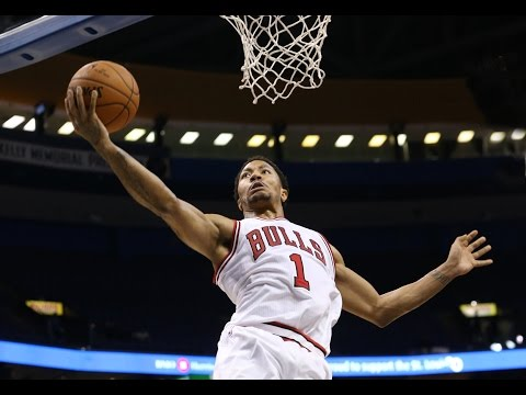 Welcome Back Derrick Rose!