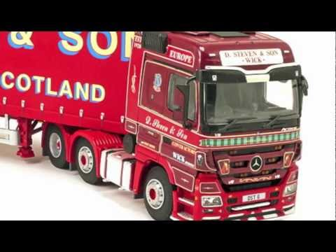 Model Truck World: WSI D. Steven &amp; Son