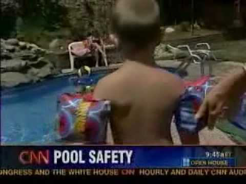 Safety Turtle Child Pet Pool Alarm On Cnn Buy At