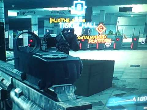 Hilarious Battlefield 3 Glitch
