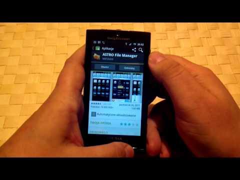 ANDROID PODSTAWY - Instalacji programów spoza Android Market