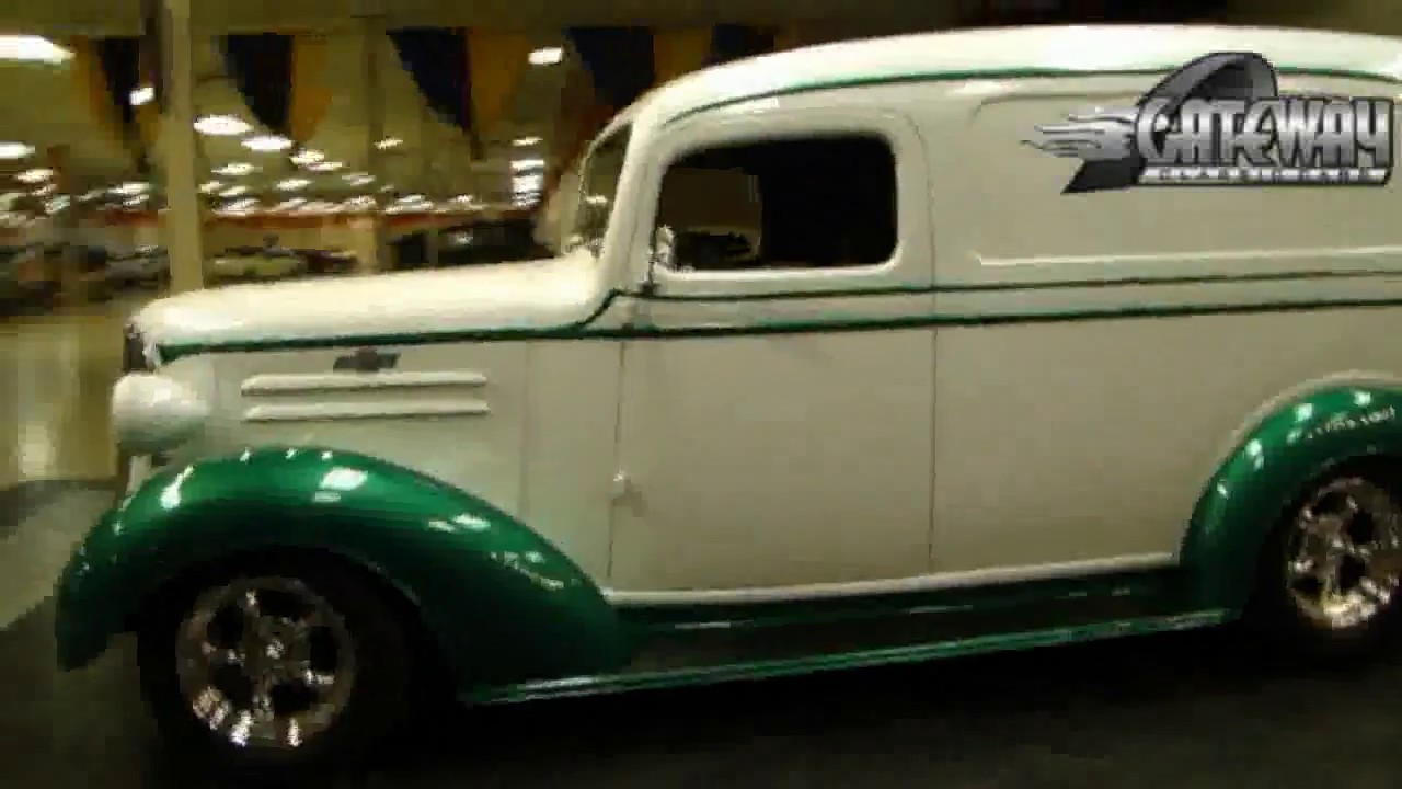 1937 Chevrolet Panel Truck for sale at Gateway Classic ...