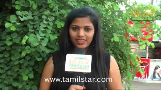 Sonia At Eppo Solla Pora Movie Team Interview