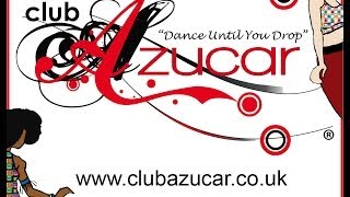 Reggaeton Classes @ Club Azucar - Latin Dance
