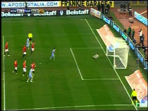 Roma-Napoli 0-2, 2010/11 commento Spartà (Roma Channel)